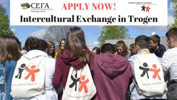 FEBRUARY 2019 | Call for Participation in the Intercultural Exchange in the Children's Village Pestalozzi - Trogen, Switzerland