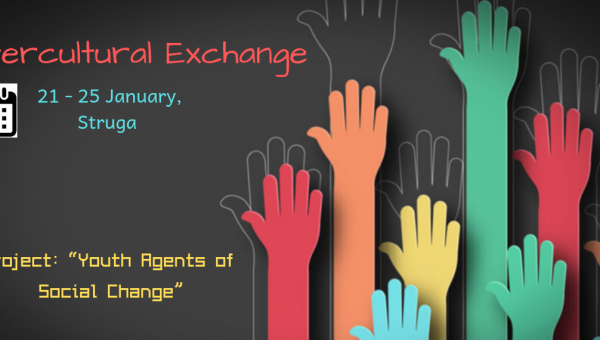 Public Call for Intercultural Exchange in Struga
