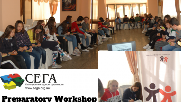 SEGA Held Preparatory Workshop for Intercultural Exchange