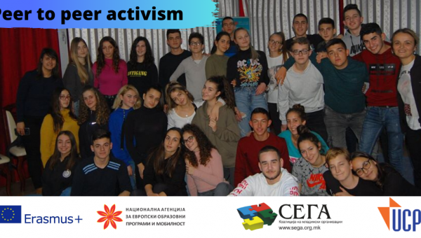 Coalition SEGA held a youth exchange in Struga