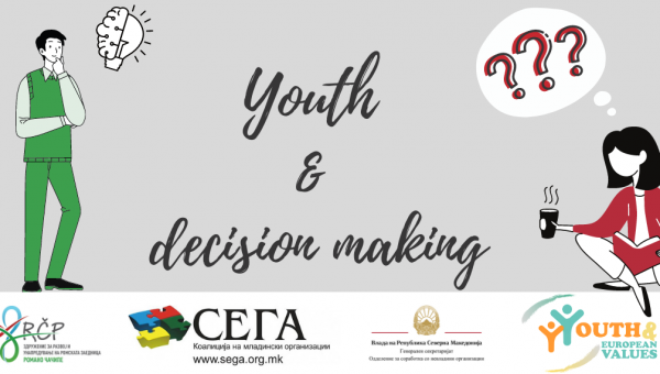 Romano Chachipe: Workshop on Topic Youth and Decision Making