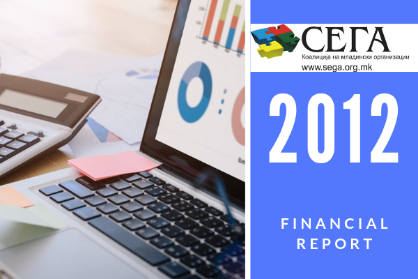 Financial Report for 2012