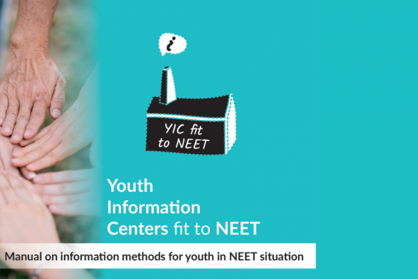 Manual on information methods for youth in NEET situation