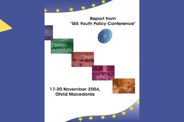 Report from SEE Youth Policy Conference