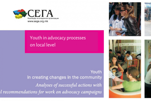 Youth in Advocacy Processes on Local Level